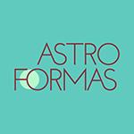 AstroFormas de Mónica Carral Logo