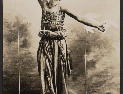 Piscis: Danza y locura, Vaslav Nijinsky